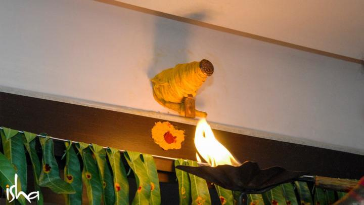 Punya Pooja - Enlivening the Living Space